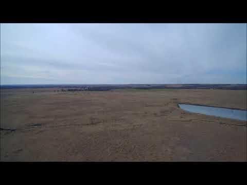 2018/04/05 - Bohm Auction Aerial Video (116.9 Acres of Flint Hills Grassland in Lyon Co)