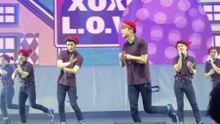 """EXO - """"Peter Pan, XOXO, Lucky, & 3.6.5"""" EXOPLANET#2 EXO"""