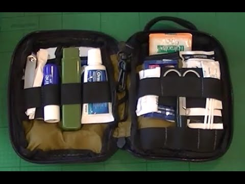 My Get Home Bag Hygiene Kit by Vanquest - YouTube 7089eb5484