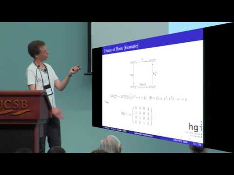 Lightweight Multiplication In GF2n With Applications To MDS Matrices