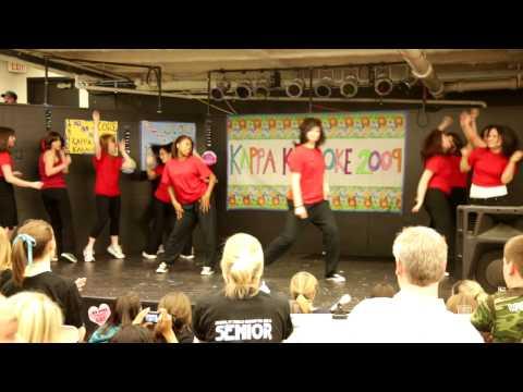 Alpha Omicron Pi - Kappa Karaoke 2009