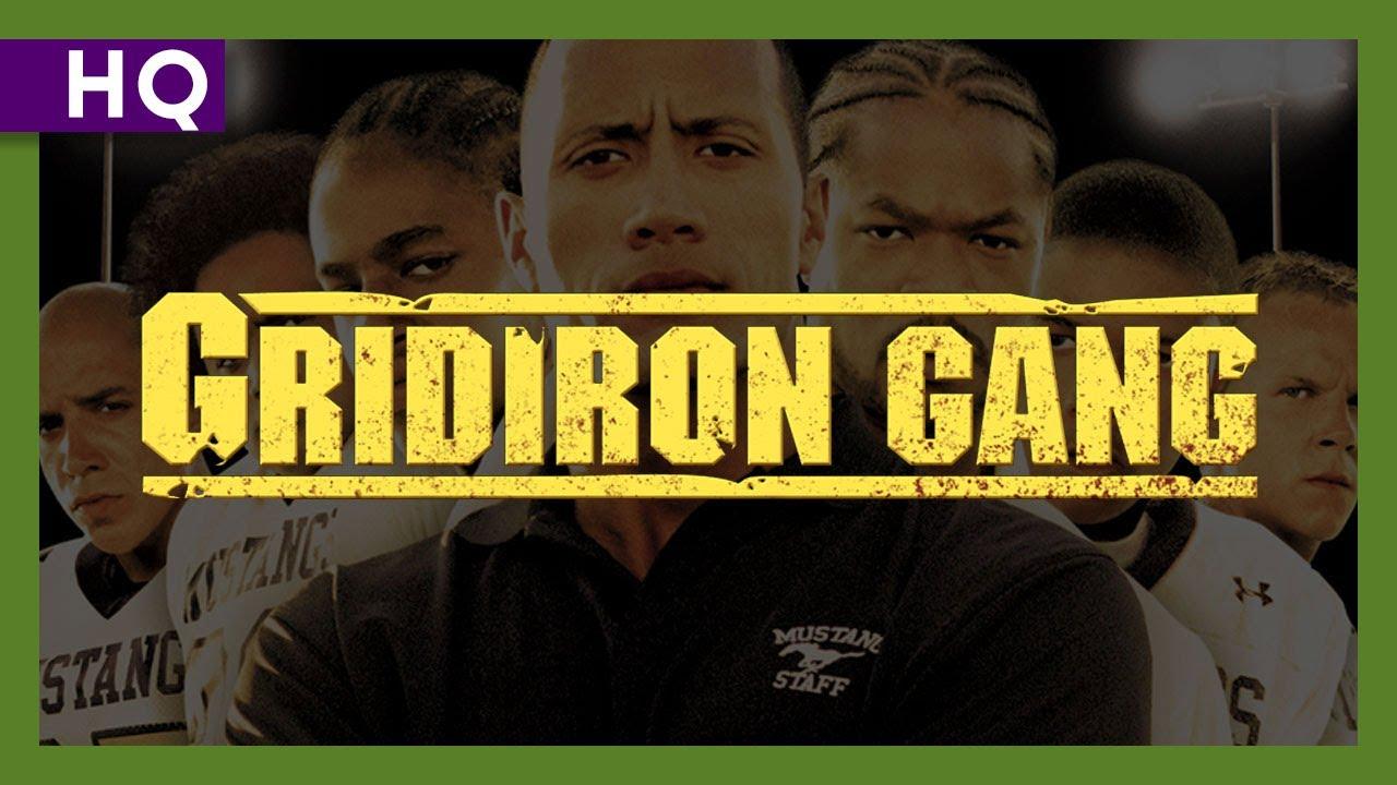 Download Gridiron Gang (2006) Trailer