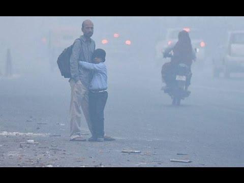 Centre Describes Delhi Smog An 'EMERGENCY'