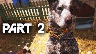 Far Cry 5 Gameplay Walkthrough Part 2 - SAVING BOOMER & FALL'S END (Full Game)