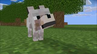 Wolf Life 5 - Minecraft Animation