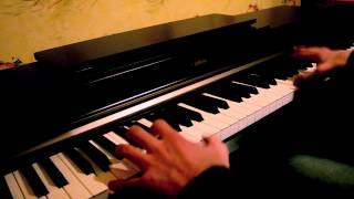 Света – Синеглазые дельфины - piano cover by Burmistrov Andrey