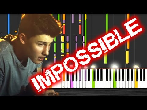 Shawn Mendes - Treat You Better - IMPOSSIBLE PIANO By PlutaX