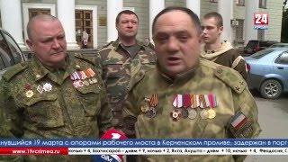 В Ялте народные ополченцы остались без внимания властей
