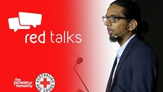 Red Talks: Nimal talks about refugees beginning life again
