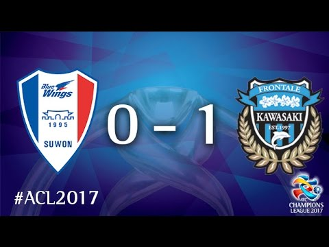 Suwon Samsung Bluewings FC vs Kawasaki Frontale (AFC Champions League 2017 : Group Stage - MD5)