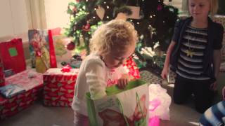 Saley Roo Freaks Out Over Christmas Gift