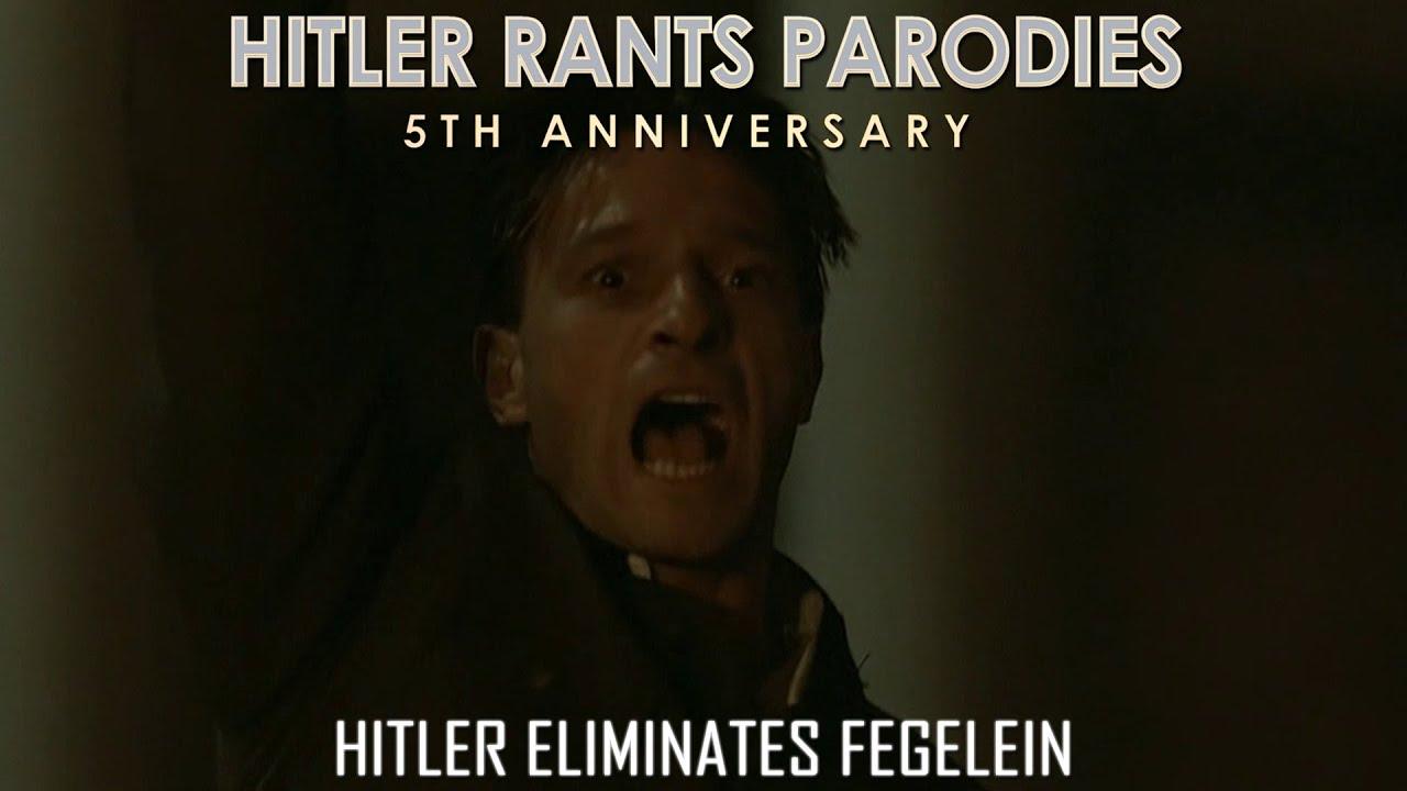 Hitler eliminates Fegelein