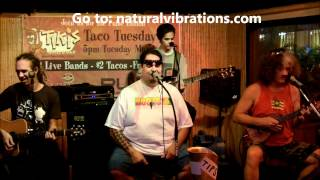 Natural Vibrations Unplugged at Tiki