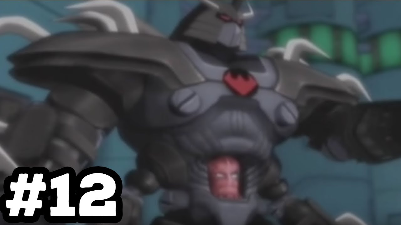 Tmnt 3 Mutant Nightmare 100 Walkthrough Exo Shredder Part