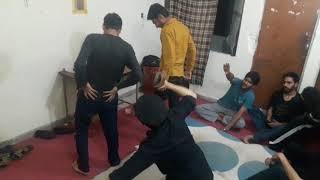 Hostel fooling at MUST mirpur... welcome 2k15-2k19