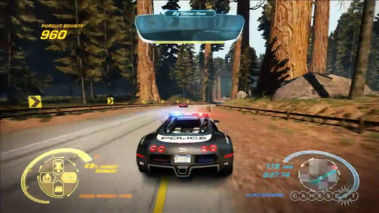 Need for Speed: Hot Pursuit - E3 Demo Gameplay Movie - YouTube