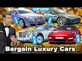 15 Cheap Used Cars That Make You Look Rich!