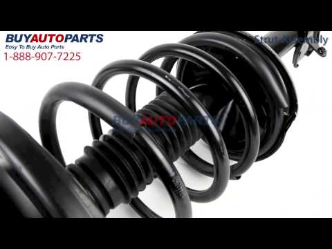Strut Assembly From BuyAutoParts Part# 75-21753