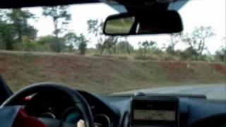 Mercedes-Benz C63 AMG Test Drive