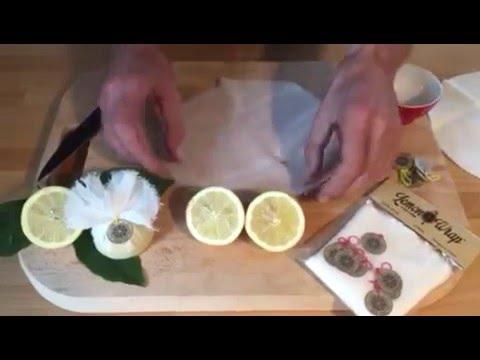 Lemonwrap presse citron naturel 100% Français