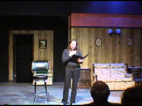 Joseph Smith, Polygamy, Marriage to Emma Smith - The First Wife - LIVE THEATER, Performance