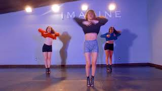 IMPROVE YOUR LOVE Choreo Chelsea Corp