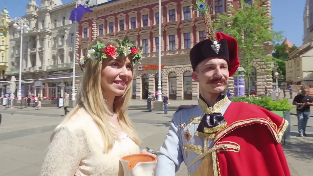 The City Of Zagreb Youtube
