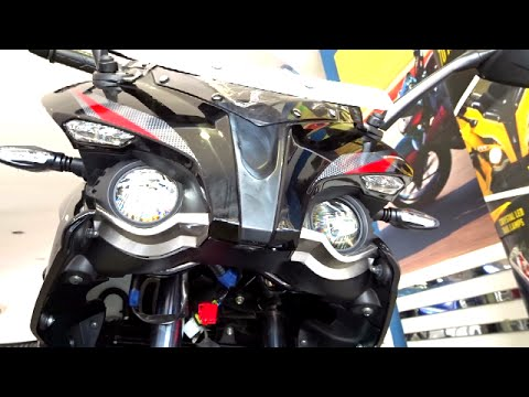 Bikes Dinos Bajaj Pulsar Rs 200 Demon Black Walkaround Review Youtube