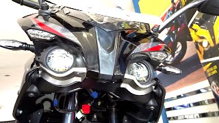 #Bikes@Dinos: Bajaj Pulsar RS 200 Demon Black Walkaround Review