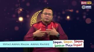 [KAPSUL BHTV] Tazkirah Ramadan: Amalan hari pertama syawal