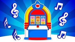 Presiona el Botón Mágico de Canciones  de Plim Plim #1 |Plim Plim Juegos