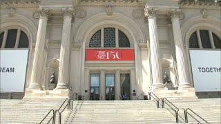 Metropolitan Museum Of Art Opens Its Doors
