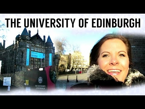 University of Edinburgh Tour - Scotland Travel