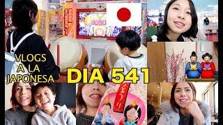 Japoneses Expertos en Video Juegos + Día de la Niña JAPON [VLOGS DIARIOS] Ruthi San ♡ 03-03-18