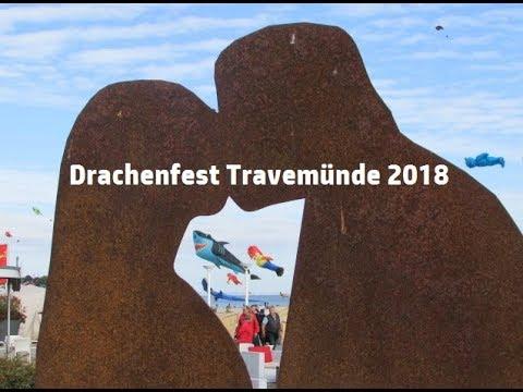 Travemünde: Drachenfest 2018