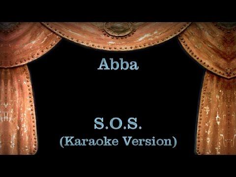 Abba - SOS Lyrics (Karaoke Version)
