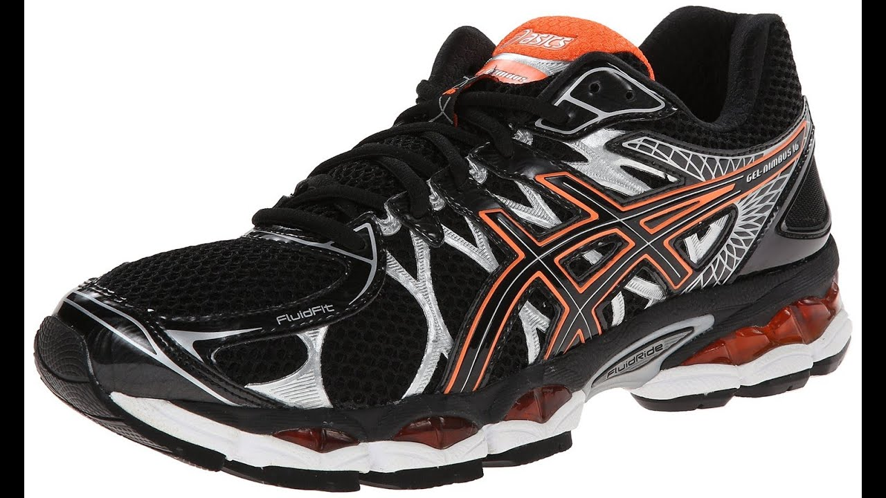 asics gel nimbus 16 black