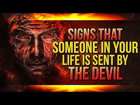 Most People Don't Realise The Devil Sends People Into Their Lives