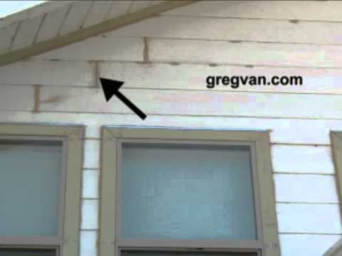 Fill All Of The Gaps Between Siding Joints Home