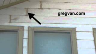Fill All Of The Gaps Between Siding Joints - Home Improvement Tips