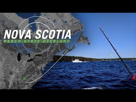Nova Scotia - Lunenburg Fishing Charter