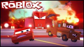 Auta 3 v ROBLOXU!! - CARS 3 OBBY IN ROBLOX!! w/ Rider & T0om