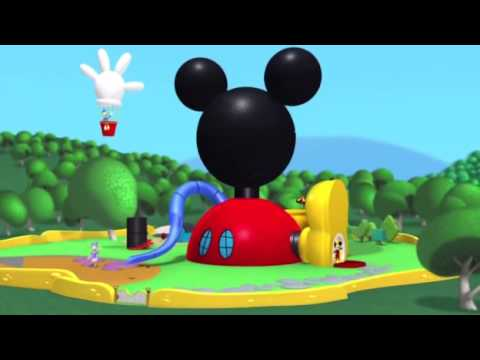 Mickey Mouse Clubhouse S01e08 Donald The Frog Prince