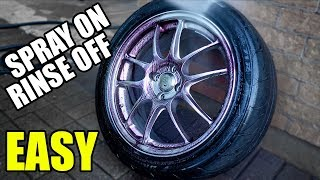The EASIEST Way to Clean DIRTY Wheels