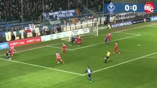 SV Waldhof Mannheim 07 vs. Bahlinger SC