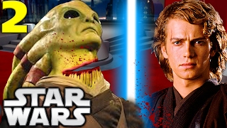 Everything Anakin REALLY Saw as Palpatine Killed Mace Windu Revenge of the Sith -Star Wars Explained