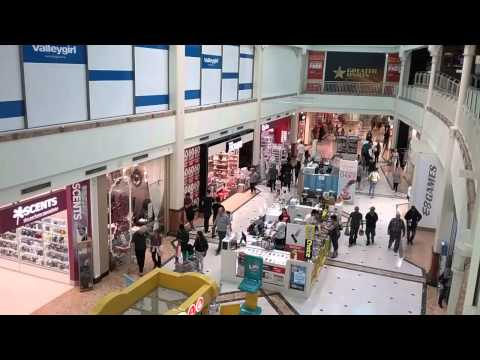 Morley Galleria Shopping Center Perth