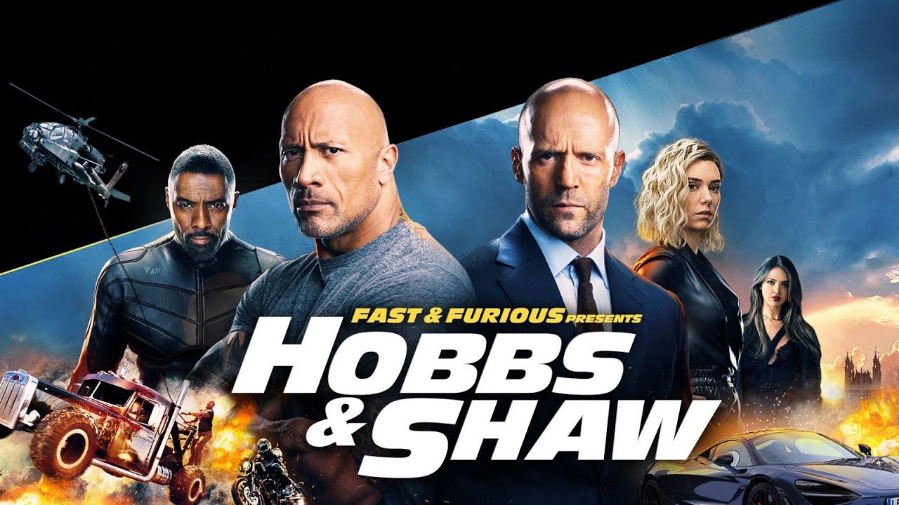 Download مترجم Fast & Furious;Hobbs & Shaw فيلم