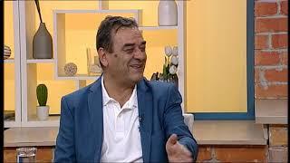 Hoce li se Makedonija zvati ubuduce Severna Makedinija / Referendum - DJS - (TV Happy 21.09.2018)