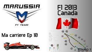 F1 2013 | gameplay carrière | Course légendaire et epic finish | FR-SE